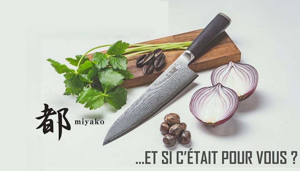 PROCOUTEAUX Couteau japonais Couper Eplucher Cuisine Accessoires  |