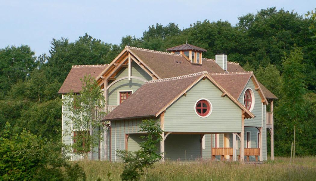 Darblay & Wood Maison à étage Maisons individuelles Maisons individuelles  |