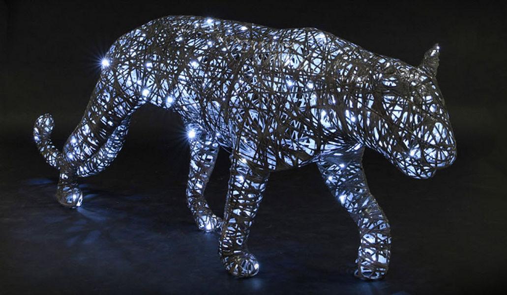 ADS DESIGN Sculpture lumineuse Divers Art et Ornements Ornements  |