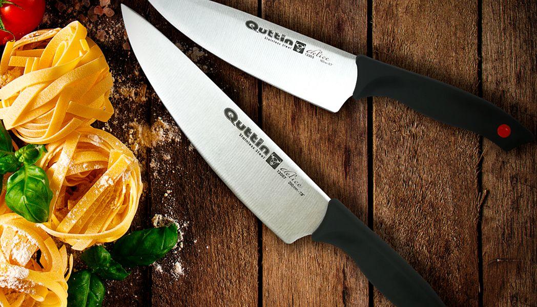 Quttin Couteau de cuisine Couper Eplucher Cuisine Accessoires   