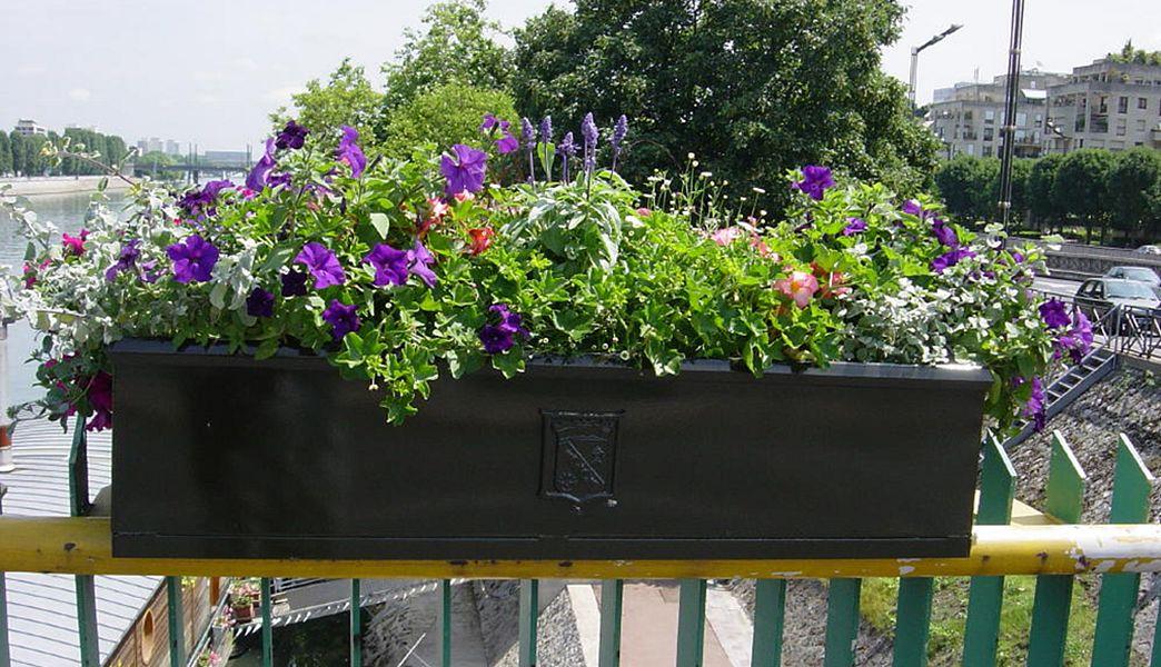 Larbaletier Balconnière Jardinières Jardin Bacs Pots   