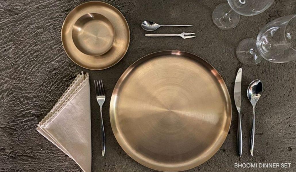 DESIGN TEMPLE Service de table Services de table Vaisselle  |