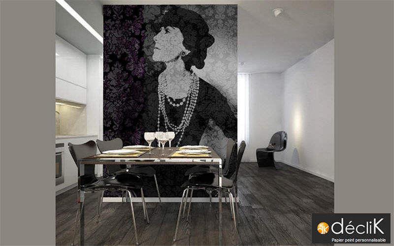 DECLIK Papier peint panoramique Papiers peints Murs & Plafonds Salle à manger | Décalé