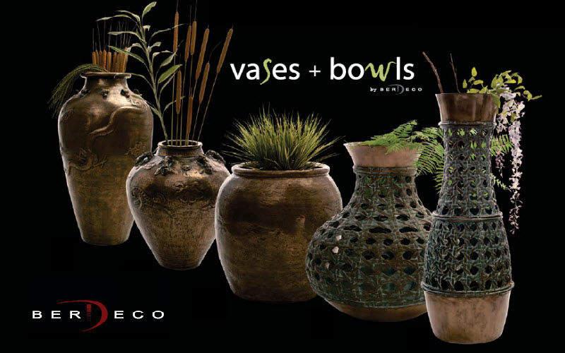 BERDECO Pot de jardin Pots de jardin Jardin Bacs Pots Terrasse | Design Contemporain