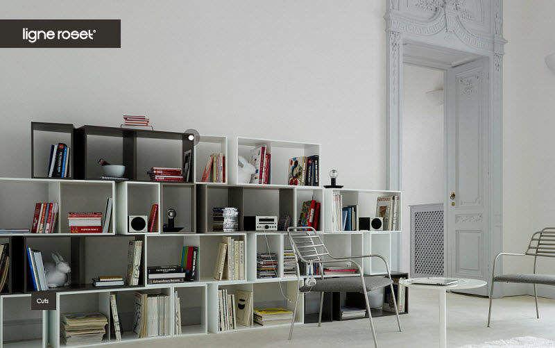 Ligne Roset Bibliothèque modulable Bibliothèques Rangements Bureau | Design Contemporain