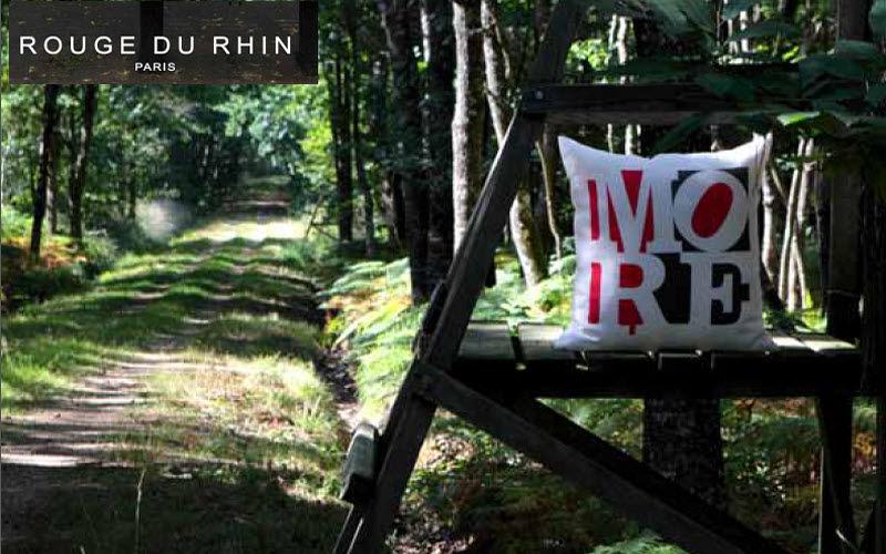 Rouge Du Rhin Chambre | Design Contemporain