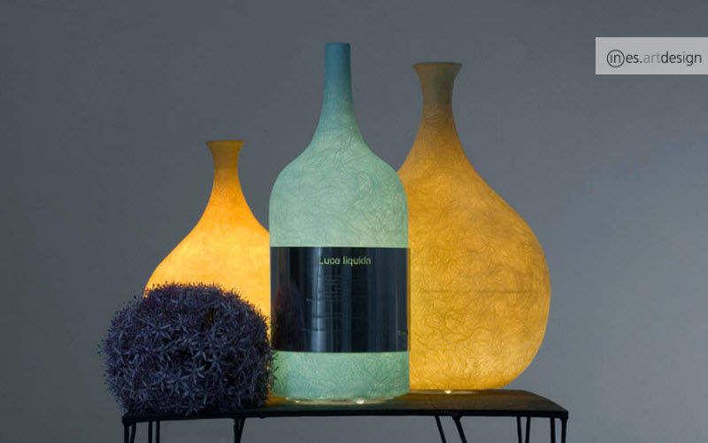 In-es.artdesign Lampe à poser Lampes Luminaires Intérieur Entrée   Décalé