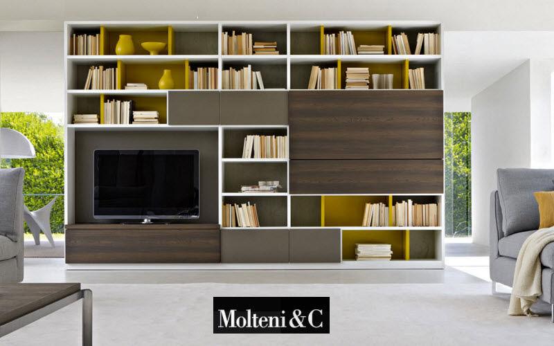 Molteni & C Meuble de salon-Living Bahuts Buffets Meubles de salon Rangements  |