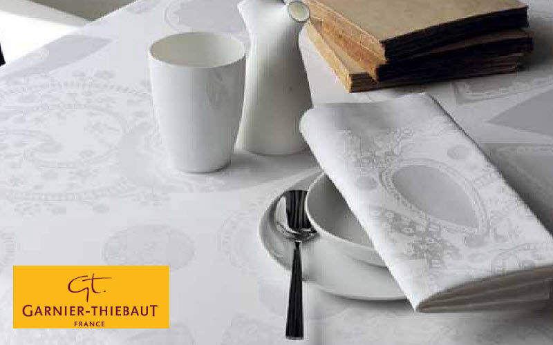 Garnier Thiebaut Nappe et serviettes assorties Nappes Linge de Table  |