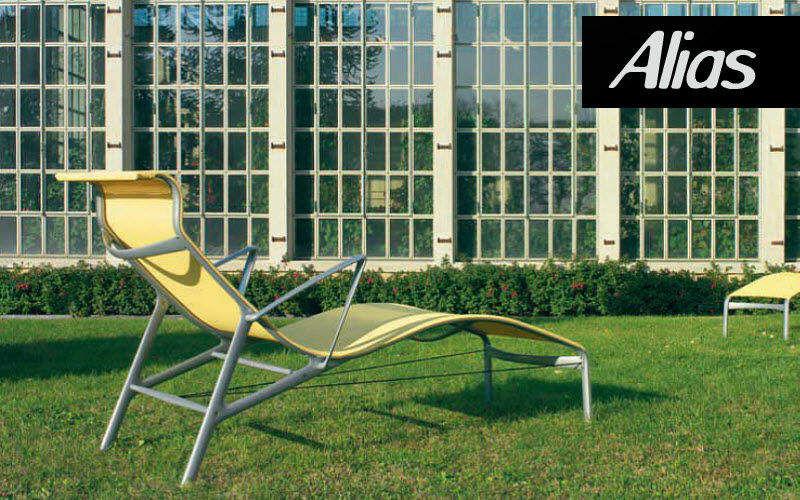 ALIAS Chaise longue de jardin Chaises longues Jardin Mobilier  |