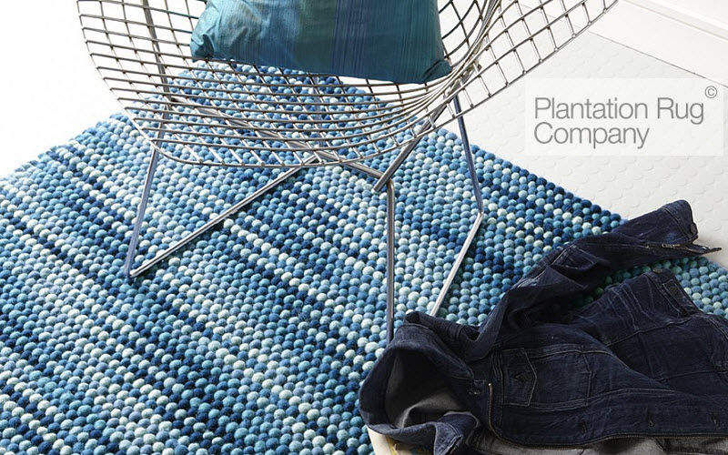 PLANTATION RUG COMPANY Tapis contemporain Tapis modernes Tapis Tapisserie Salon-Bar | Design Contemporain