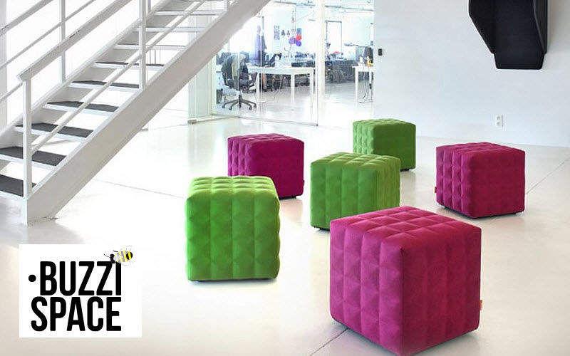 BUZZISPACE Siège d'accueil Sièges de bureau Bureau Lieu de travail | Design Contemporain