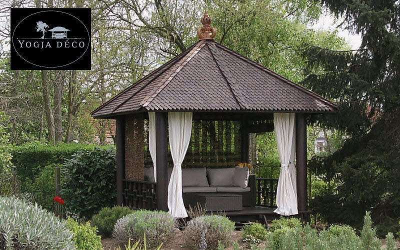 YOGJA DECO Gazebo Tentes Jardin Abris Portails... Jardin-Piscine | Ailleurs