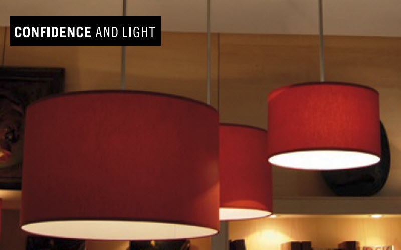 Confidence and Light Suspension Lustres & Suspensions Luminaires Intérieur  |