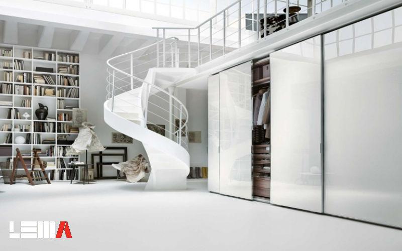 Lema Armoire-dressing Armoires Rangements Chambre | Design Contemporain