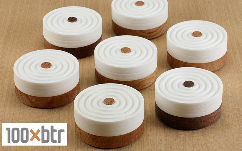 100XBETTER Dessous de verre Dessous de plats Accessoires de table  |
