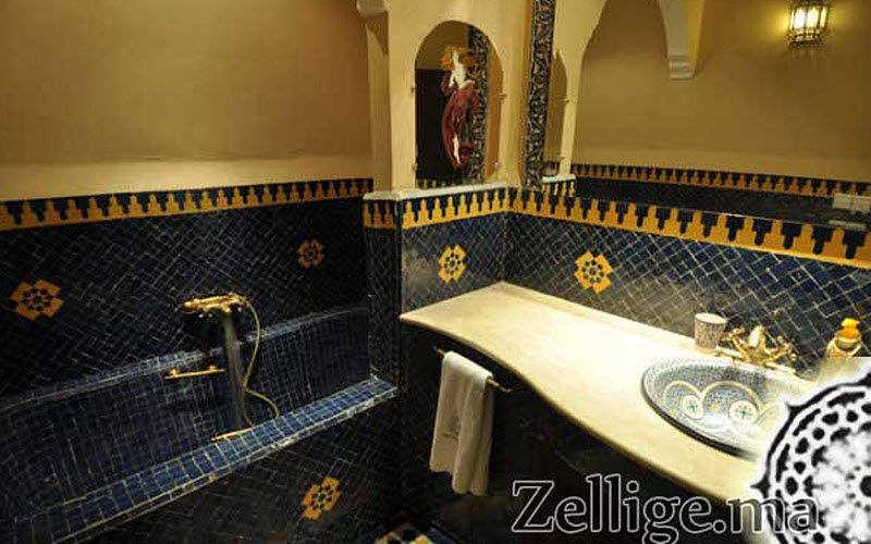zellige marocain Zellige Carrelages Muraux Murs & Plafonds  |