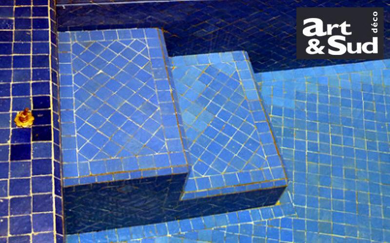 Carrelage de piscine rev tements decofinder for Carrelage des suds