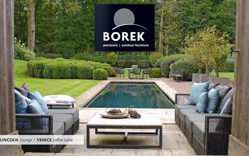 Borek    Terrasse   Design Contemporain