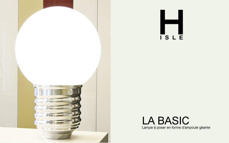 HISLE Lampe à poser Lampes Luminaires Intérieur Entrée | Design Contemporain