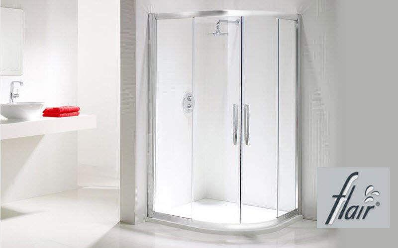 Flair Porte de douche pivotante Douche et accessoires Bain Sanitaires  |