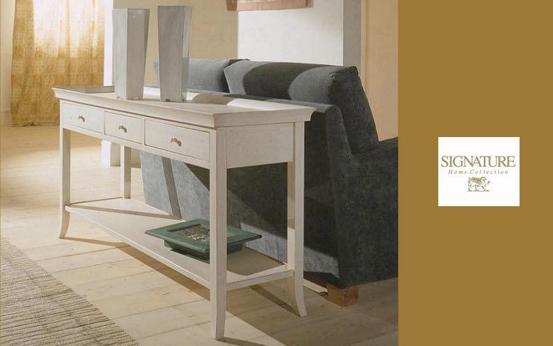 SIGNATURE HOME COLLECTION Dos de canapé Tables d'appoint Tables & divers  |
