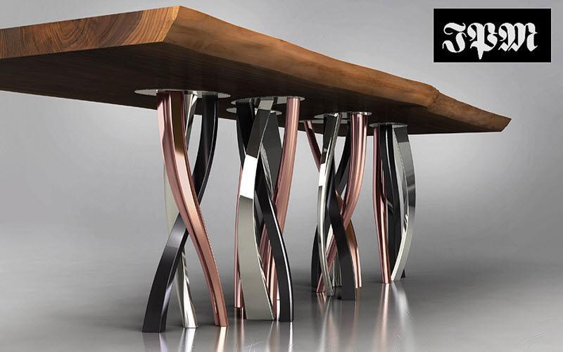 IL PEZZO MANCANTE Table de repas rectangulaire Tables de repas Tables & divers  | Décalé