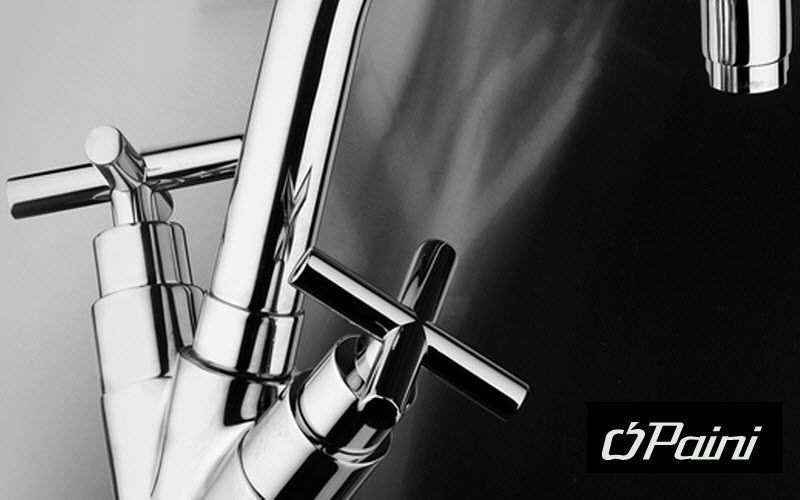 PAINI Mélangeur lavabo 1 trou Robinetterie Bain Sanitaires  |