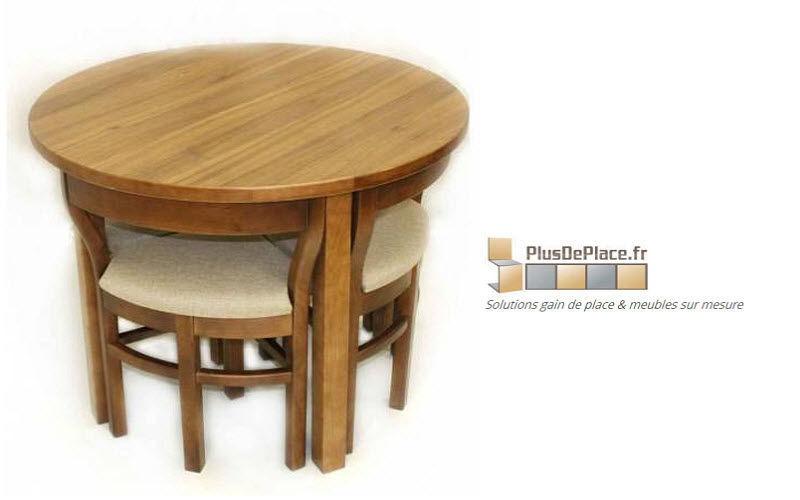 Aryga - PlusDePlace.fr Table de repas ronde Tables de repas Tables & divers  |