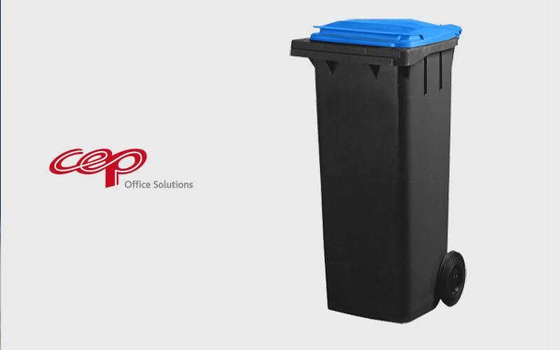 CEP OFFICE SOLUTIONS Poubelle conteneur Mobilier urbain Extérieur Divers  |