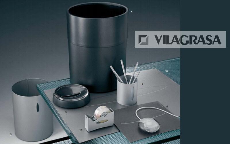 VILAGRASA Set de bureau Fournitures de bureau Papeterie Accessoires de bureau  |