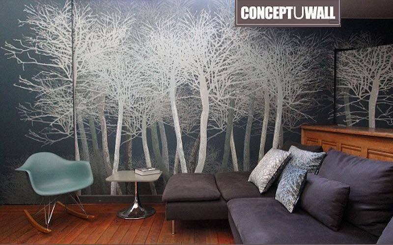 CONCEPTUWALL Papier peint panoramique Papiers peints Murs & Plafonds   