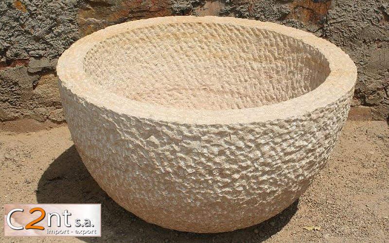 C2nt Vasque de jardin Pots de jardin Jardin Bacs Pots  |