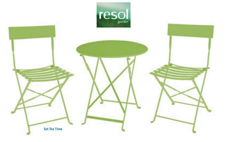 RESOL Chaise de jardin pliante Chaises de jardin Jardin Mobilier  |