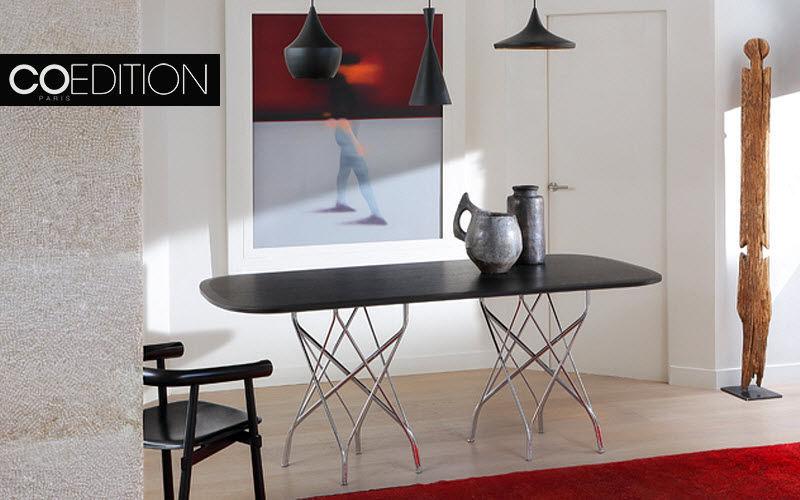 COEDITION Table de repas rectangulaire Tables de repas Tables & divers  |