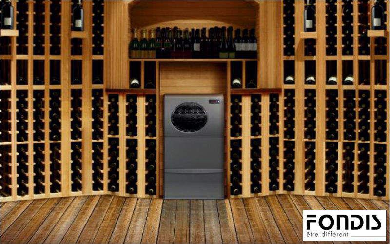 FONDIS®-ETRE DIFFERENT Climatiseur de cave à vin Cave Equipement  |