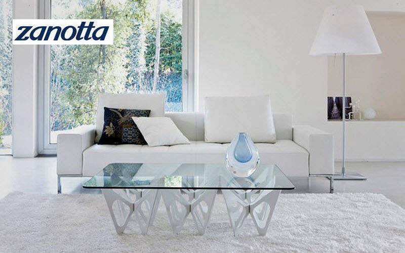 Zanotta Table basse rectangulaire Tables basses Tables & divers   