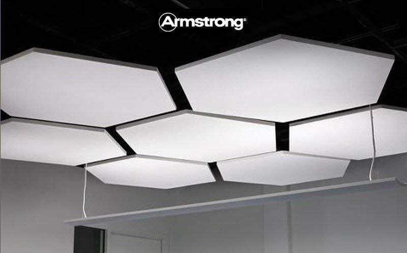 Faux Plafond Bois Acoustique : Plafond acoustique – Plafonds – Decofinder