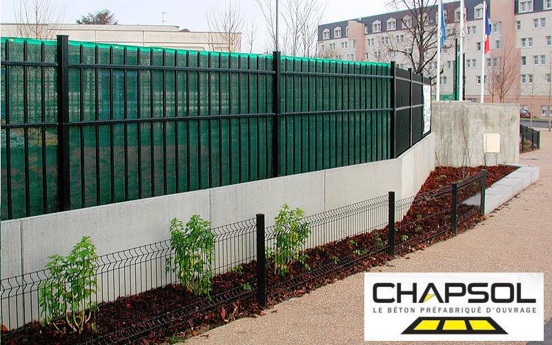 CHAPSOL Clôture défensive Clôtures Bordures Jardin Abris Portails...  |