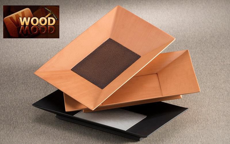 WOOD AND MOOD Vide-poche Coupes et contenants Objets décoratifs  |