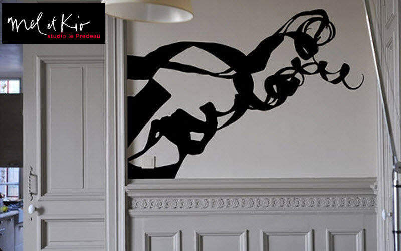 Mel et Kio Sticker Stickers décoratifs Murs & Plafonds  |