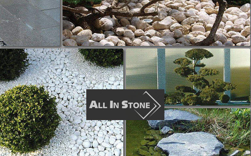 ALL IN STONE Gravier Sols extérieurs Sols  |