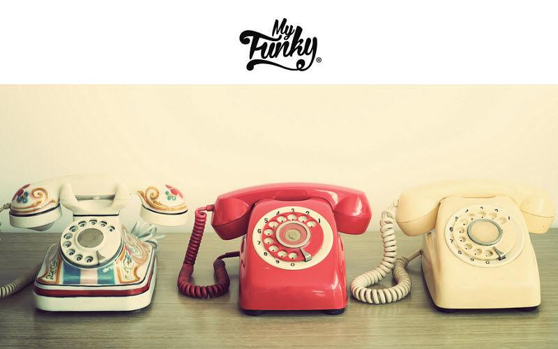 MY FUNKY LIFESTYLE Téléphone décoratif Divers Objets décoratifs Objets décoratifs  |