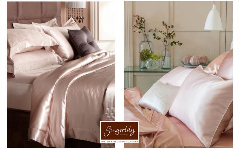 GINGERLILY Parure de lit Parures de lit Linge de Maison Chambre | Classique