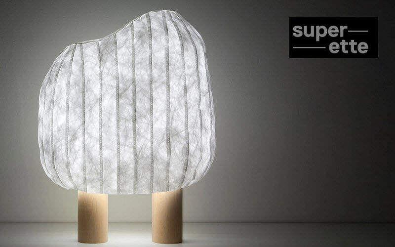 SUPER-ETTE Lampe à poser Lampes Luminaires Intérieur  |