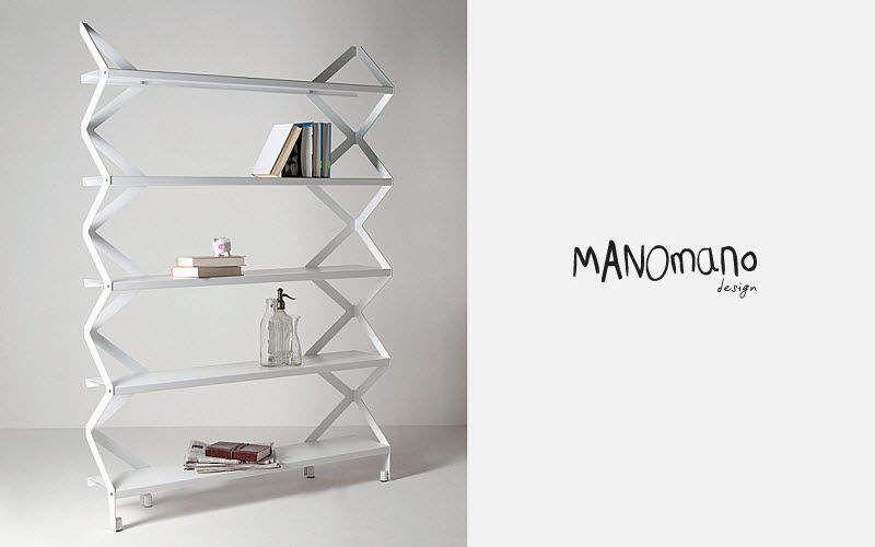 MANOMANO DESIGN Bibliothèque ouverte Bibliothèques Rangements  |