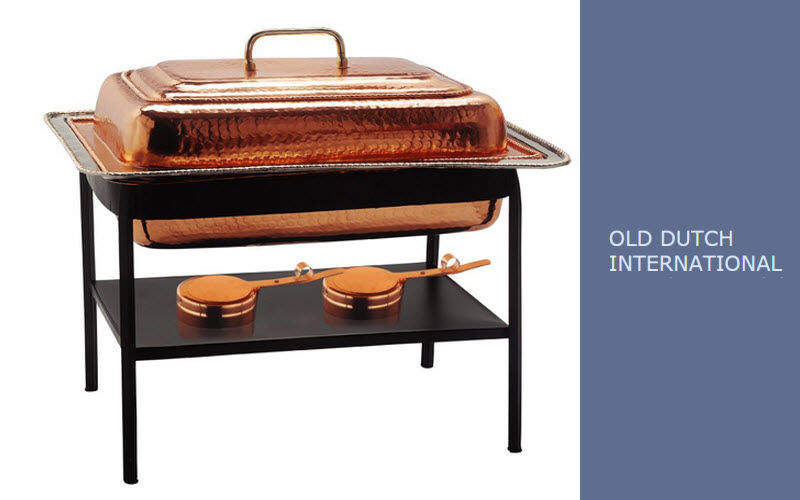 Old Dutch International Chafing Dish Servir et Maintenir Chaud Accessoires de table  |