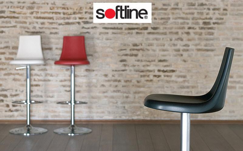 SOFTLINE Chaise haute de bar Chaises Sièges & Canapés  |