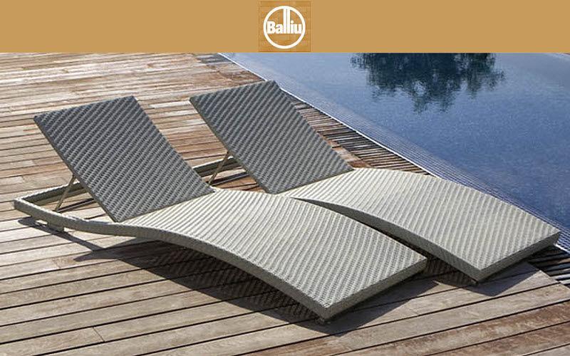 Balliu Export Bain de soleil Chaises longues Jardin Mobilier  |