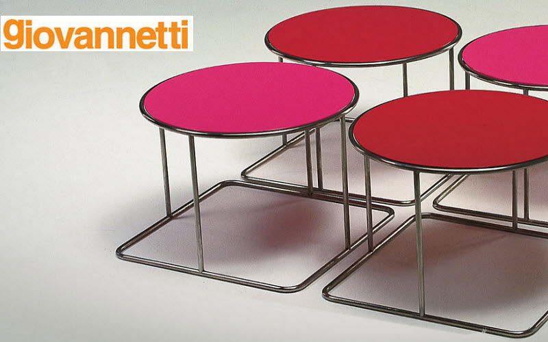 GIOVANNETTI Table d'appoint Tables d'appoint Tables & divers  |